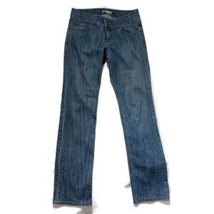 Cabi women's jeans denim size 8 blue style 347